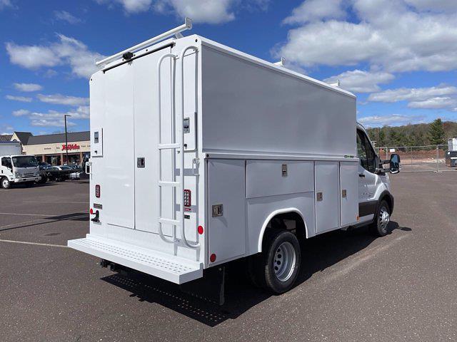 2020 Ford Transit 350 HD DRW AWD, Service Utility Van #FU0757 - photo 6