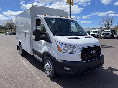 2020 Ford Transit 350 HD DRW AWD, Service Utility Van #FU0757 - photo 4