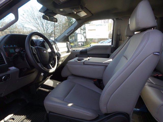2020 Ford F-550 Super Cab DRW 4x4, Rugby Eliminator LP Steel Dump Body #FU0760 - photo 10