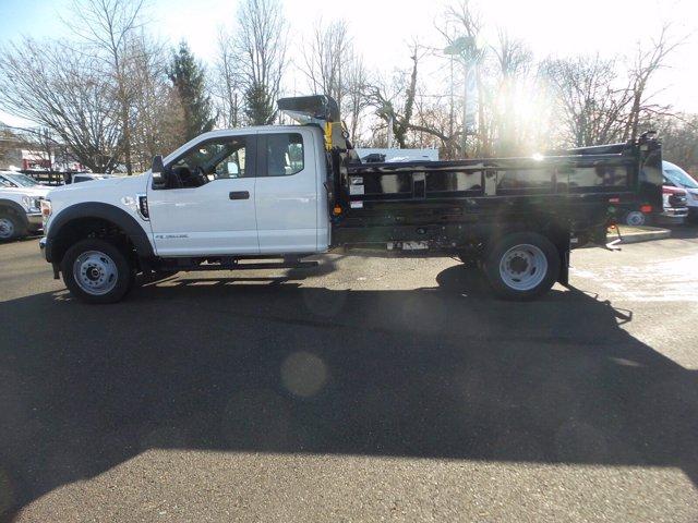 2020 Ford F-550 Super Cab DRW 4x4, Rugby Eliminator LP Steel Dump Body #FU0760 - photo 8