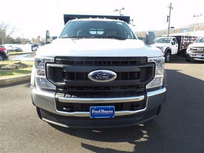 2020 Ford F-550 Super Cab DRW 4x4, Rugby Eliminator LP Steel Dump Body #FU0760 - photo 3