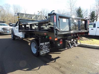 2020 Ford F-550 Super Cab DRW 4x4, Rugby Eliminator LP Steel Dump Body #FU0760 - photo 2