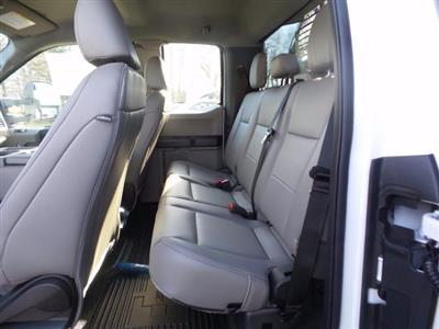 2020 Ford F-550 Super Cab DRW 4x4, Rugby Eliminator LP Steel Dump Body #FU0760 - photo 9