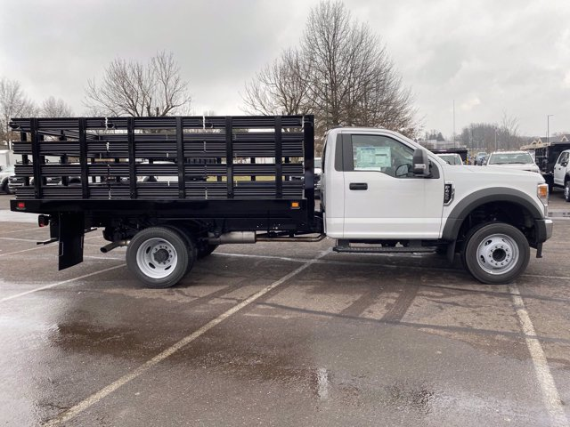 2020 Ford F-450 Regular Cab DRW 4x2, Knapheide Value-Master X Stake Bed #FU0763 - photo 4