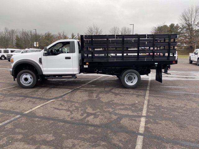 2020 Ford F-450 Regular Cab DRW 4x2, Knapheide Value-Master X Stake Bed #FU0763 - photo 7