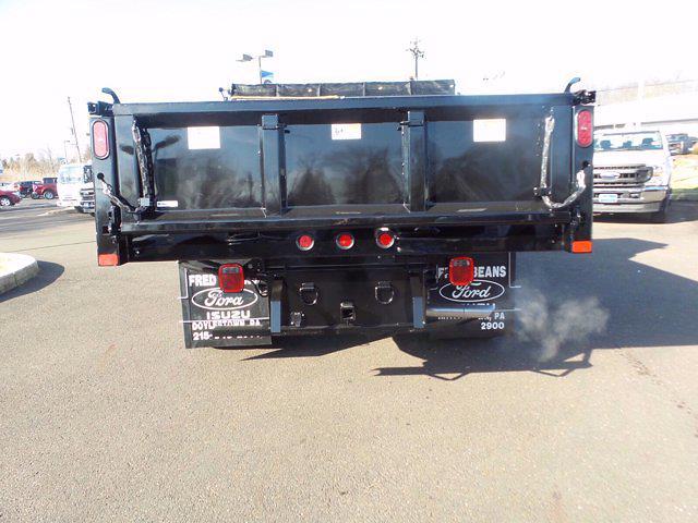 2020 Ford F-450 Regular Cab DRW 4x4, Dump Body #FU0764 - photo 7