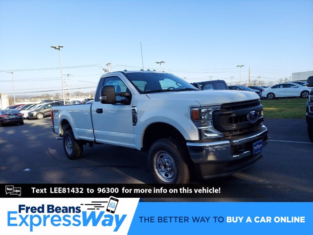 2020 Ford F-250 Regular Cab 4x4, Pickup #FU0780 - photo 1