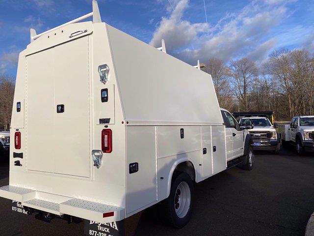 2020 Ford F-550 Crew Cab DRW 4x4, Knapheide KUV Service Body #FU0781 - photo 6