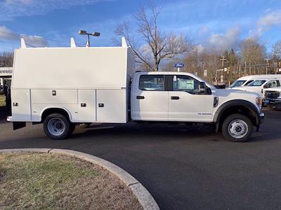 2020 Ford F-550 Crew Cab DRW 4x4, Knapheide KUV Service Body #FU0781 - photo 5