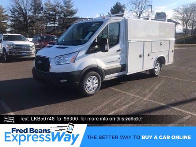 2020 Ford Transit 350 4x2, Knapheide Service Utility Van #FU0789 - photo 1