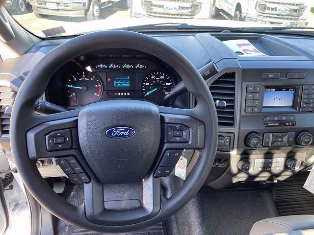 2020 Ford F-450 Regular Cab DRW 4x4, Reading Platform Body Stake Bed #FU0795 - photo 10