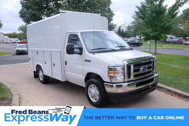 2021 Ford E-350 RWD, Service Utility Van #FU1015 - photo 1