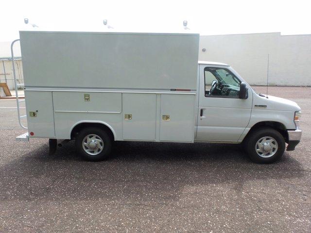 2021 Ford E-350 RWD, Service Utility Van #FU1015 - photo 5