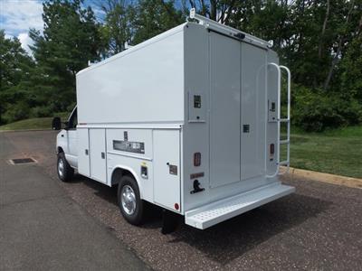 2021 Ford E-350 RWD, Service Utility Van #FU1015 - photo 2