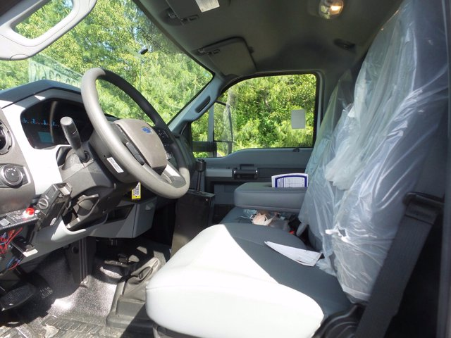 2021 Ford F-650 Regular Cab DRW RWD, Godwin 300T Dump Body #FU1016 - photo 9