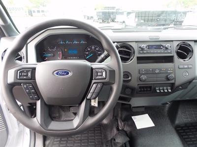 2021 Ford F-650 Regular Cab DRW RWD, PJ's Stake Bed #FU1019 - photo 10