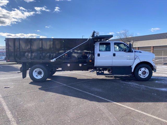 2021 Ford F-650 Crew Cab DRW 4x2, Landscape Dump #FU1077 - photo 5