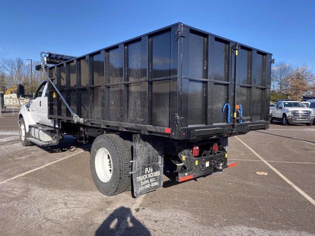 2021 Ford F-650 Crew Cab DRW 4x2, Landscape Dump #FU1077 - photo 1