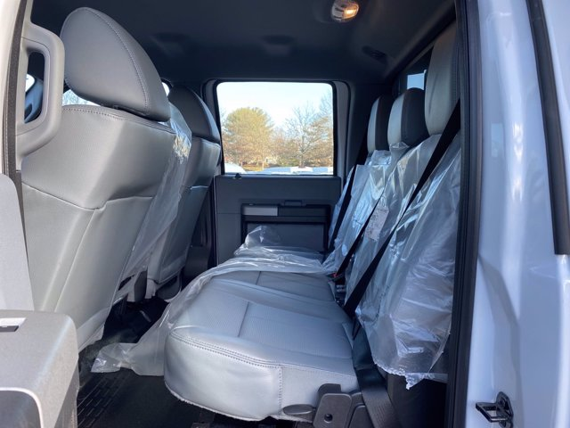 2021 Ford F-650 Crew Cab DRW 4x2, Landscape Dump #FU1077 - photo 9