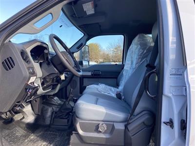 2021 Ford F-650 Crew Cab DRW 4x2, Landscape Dump #FU1077 - photo 10