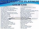 2018 Ford F-350 Crew Cab 4x4, Pickup #FU10921 - photo 4
