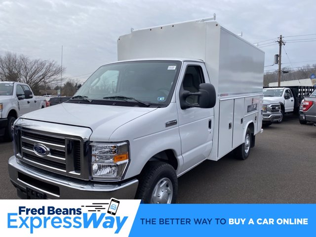 2021 Ford E-350 4x2, Reading Service Utility Van #FU1104 - photo 1