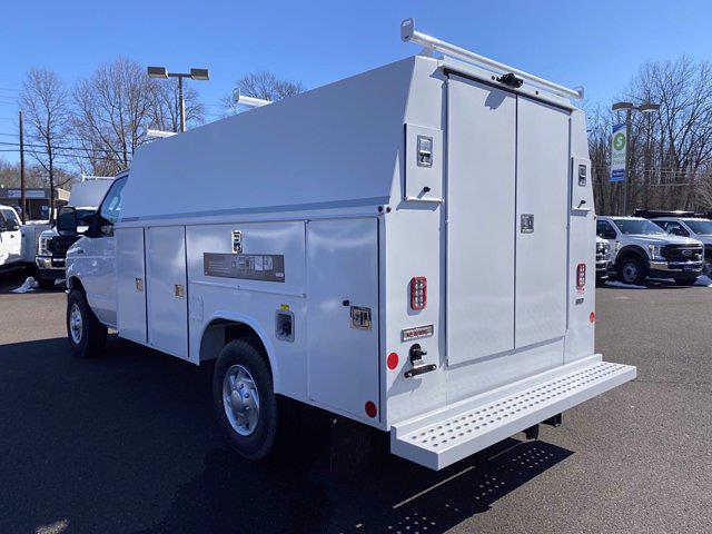 2021 Ford E-350 4x2, Reading Service Utility Van #FU1105 - photo 1