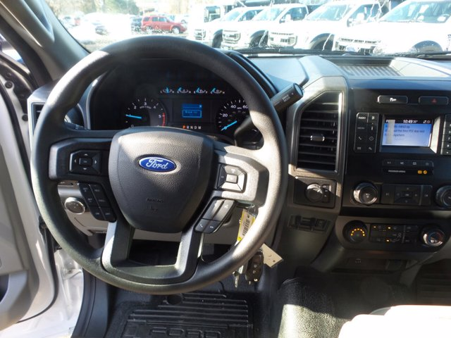 2021 Ford F-550 Regular Cab DRW 4x4, Dump Body #FU1116 - photo 10