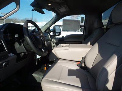 2021 Ford F-550 Regular Cab DRW 4x4, Dump Body #FU1116 - photo 9