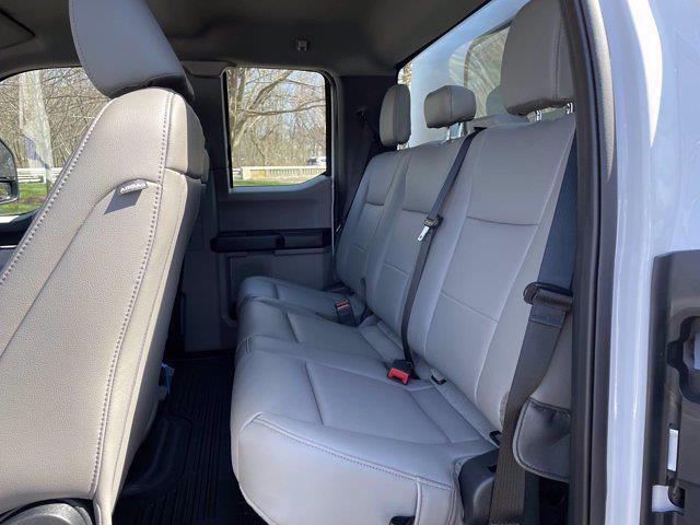 2021 Ford F-350 Super Cab 4x4, Reading Panel Service Body #FU1125 - photo 10