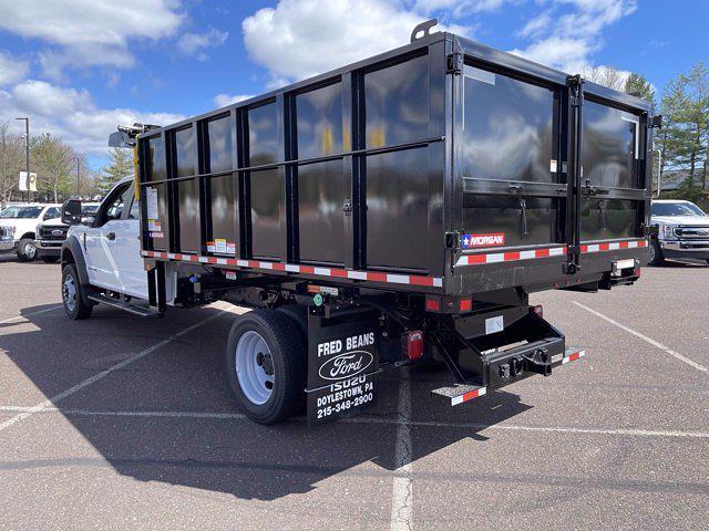 2021 Ford F-550 Crew Cab DRW 4x4, Landscape Dump #FU1154 - photo 1