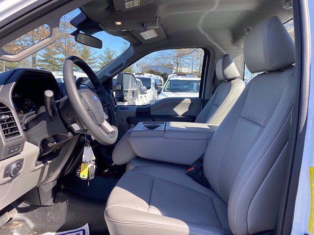 2021 Ford F-450 Regular Cab DRW 4x4, Reading Classic II Steel Service Body #FU1159 - photo 8