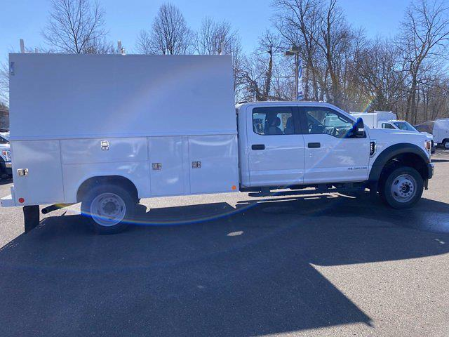 2021 Ford F-550 Crew Cab DRW 4x4, Reading Panel Service Body #FU1162 - photo 5