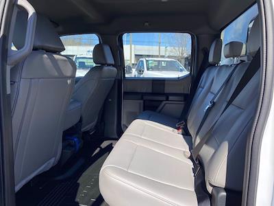 2021 Ford F-550 Crew Cab DRW 4x4, Reading Panel Service Body #FU1162 - photo 9