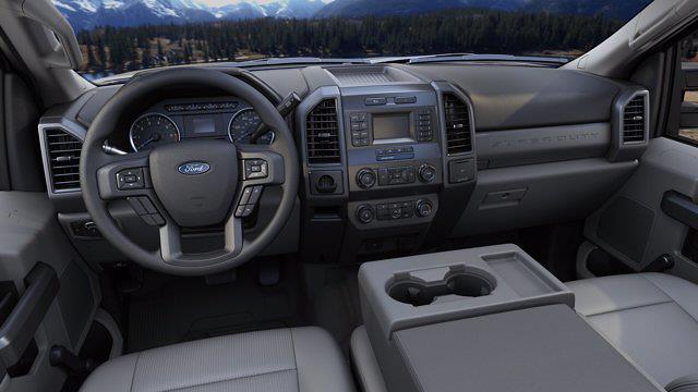 2021 Ford F-550 Super Cab DRW 4x4, Rugby Dump Body #FU1167 - photo 1