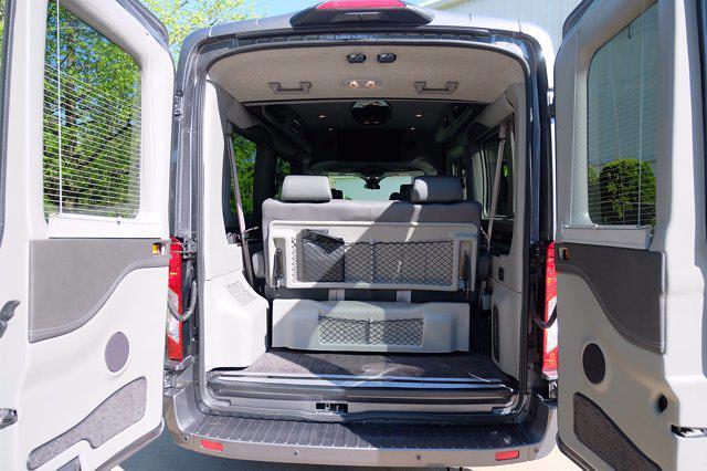 2021 Ford Transit 250 Medium Roof AWD, Passenger Wagon #FU1186 - photo 1