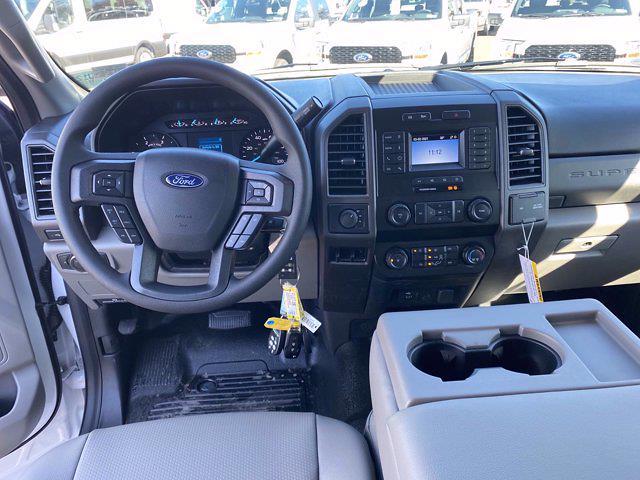 2021 Ford F-550 Crew Cab DRW 4x4, Knapheide Service Body #FU1215 - photo 12