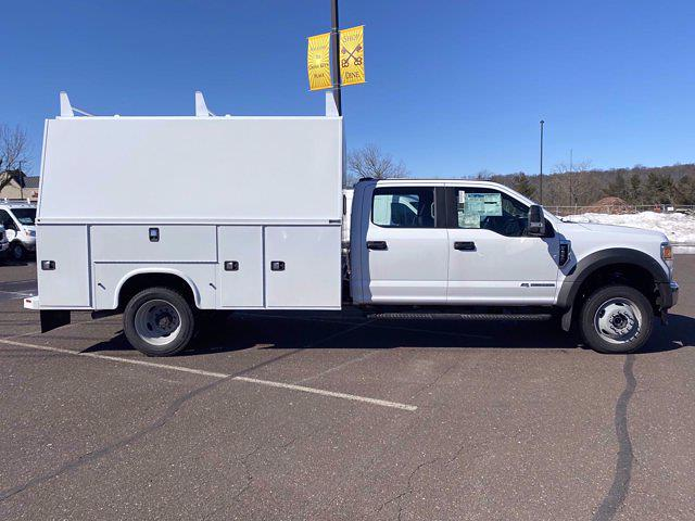 2021 Ford F-550 Crew Cab DRW 4x4, Knapheide Service Body #FU1215 - photo 5