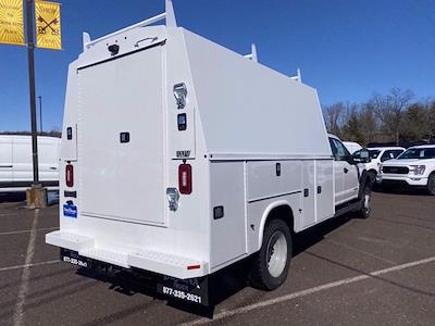 2021 Ford F-550 Crew Cab DRW 4x4, Knapheide Service Body #FU1215 - photo 6