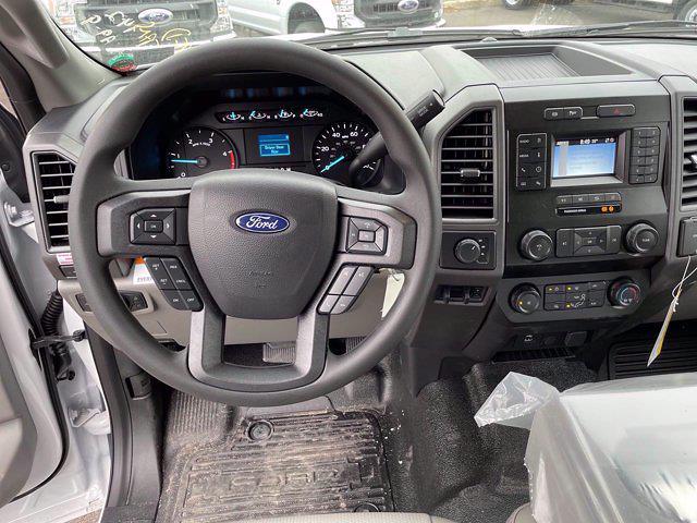 2021 Ford F-550 Super Cab DRW 4x4, Rugby Eliminator LP Steel Dump Body #FU1221 - photo 11
