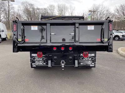 2021 Ford F-550 Super Cab DRW 4x4, Rugby Eliminator LP Steel Dump Body #FU1221 - photo 7