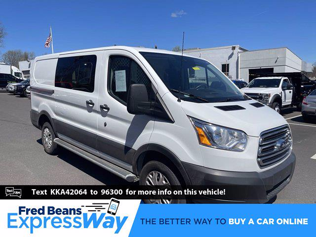 2019 Ford Transit 250 Low Roof 4x2, Empty Cargo Van #FU12731 - photo 1
