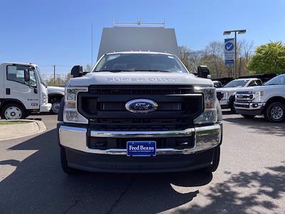 2021 Ford F-550 Regular Cab DRW 4x4, Reading Panel Service Body #FU1286 - photo 3