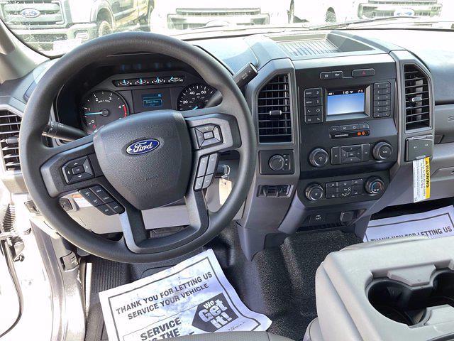 2021 Ford F-550 Super Cab DRW 4x4, Rugby Eliminator LP Steel Dump Body #FU1287 - photo 11