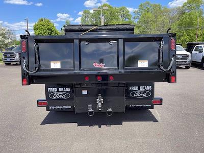 2021 Ford F-550 Super Cab DRW 4x4, Rugby Eliminator LP Steel Dump Body #FU1287 - photo 7