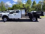 2021 Ford F-550 Super Cab DRW 4x4, Rugby Eliminator LP Steel Dump Body #FU1287 - photo 8