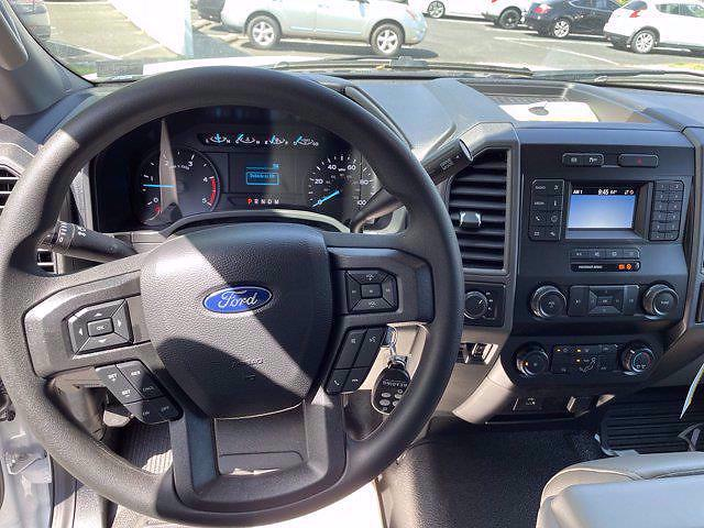 2021 Ford F-550 Regular Cab DRW 4x4, Reading Panel Service Body #FU1293 - photo 11