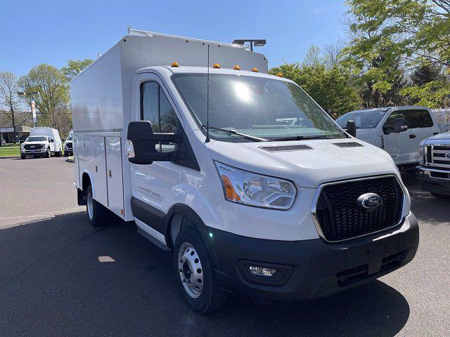 2021 Ford Transit 350 HD 4x2, Reading Aluminum CSV Service Utility Van #FU1312 - photo 4