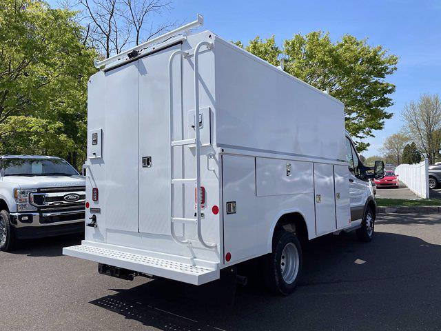 2021 Ford Transit 350 HD 4x2, Reading Aluminum CSV Service Utility Van #FU1312 - photo 6
