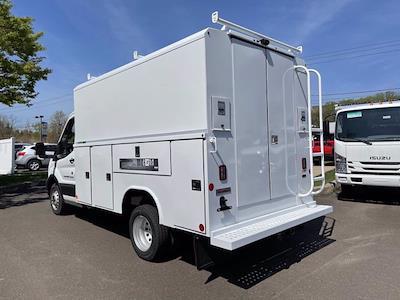2021 Ford Transit 350 HD 4x2, Reading Aluminum CSV Service Utility Van #FU1312 - photo 2
